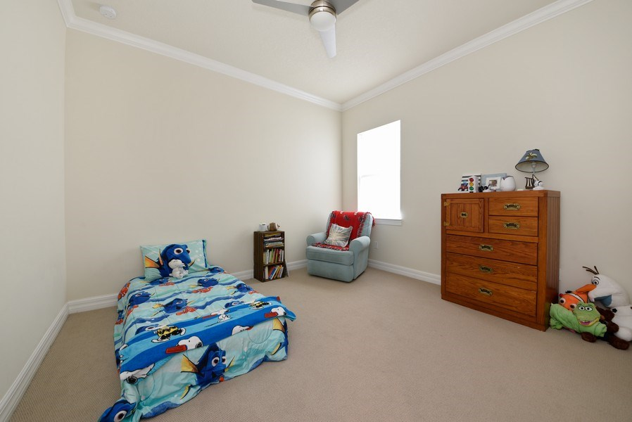 Real Estate Photography - 206 Alcove point lane, Jupiter, FL, 33478 - 4th Bedroom