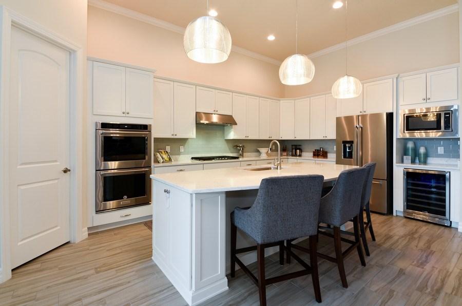 Real Estate Photography - 206 Alcove point lane, Jupiter, FL, 33478 - Kitchen