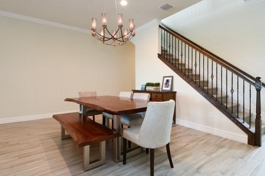Real Estate Photography - 206 Alcove point lane, Jupiter, FL, 33478 - Dining Room