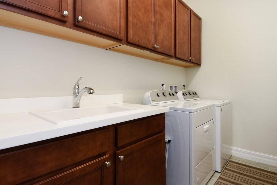Real Estate Photography - 206 Alcove point lane, Jupiter, FL, 33478 - Laundry Room