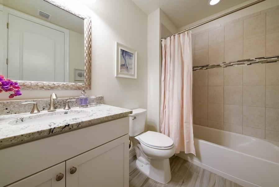 Real Estate Photography - 206 Alcove point lane, Jupiter, FL, 33478 - 2nd Bathroom
