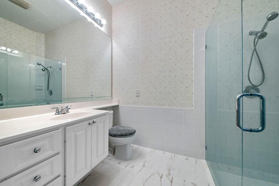 Real Estate Photography - 7729 Quida Drive, West Palm Beach, FL, 33411 - Master Bathroom