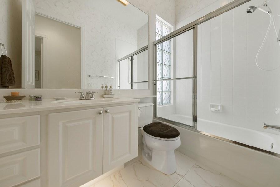 Real Estate Photography - 7729 Quida Drive, West Palm Beach, FL, 33411 - Bathroom