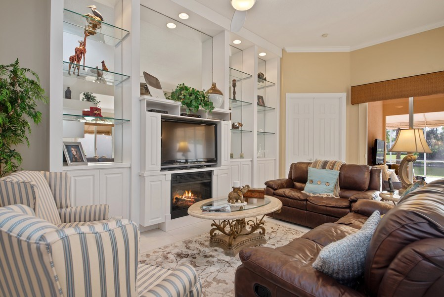 Real Estate Photography - 7706 Red River Rd, West Palm Beach, FL, 33411 - Living Room