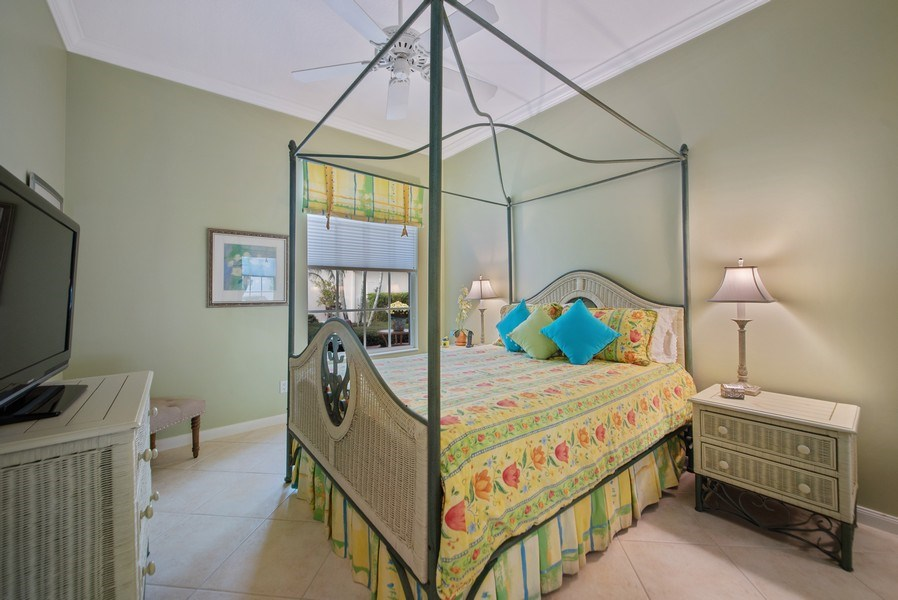 Real Estate Photography - 7706 Red River Rd, West Palm Beach, FL, 33411 - 2nd Bedroom
