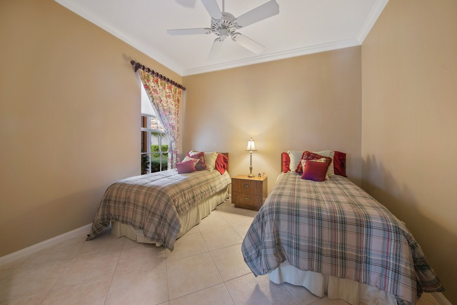 Real Estate Photography - 7706 Red River Rd, West Palm Beach, FL, 33411 - 3rd Bedroom