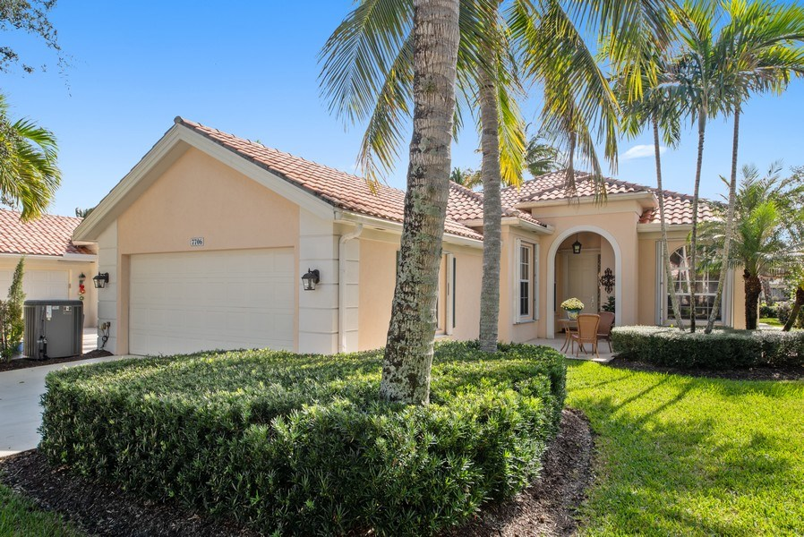 Real Estate Photography - 7706 Red River Rd, West Palm Beach, FL, 33411 - Front View