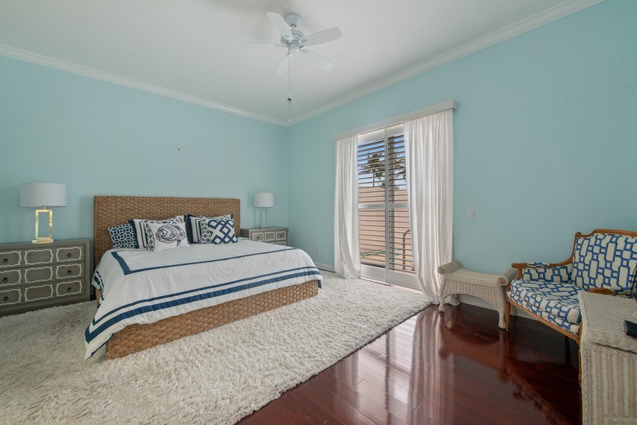 Real Estate Photography - 7586 Quida Drive, West Palm Beach, FL, 33411 - Master Bedroom