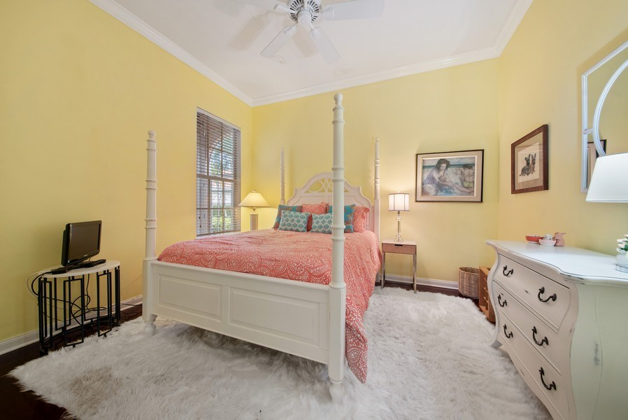 Real Estate Photography - 7586 Quida Drive, West Palm Beach, FL, 33411 - 2nd Bedroom