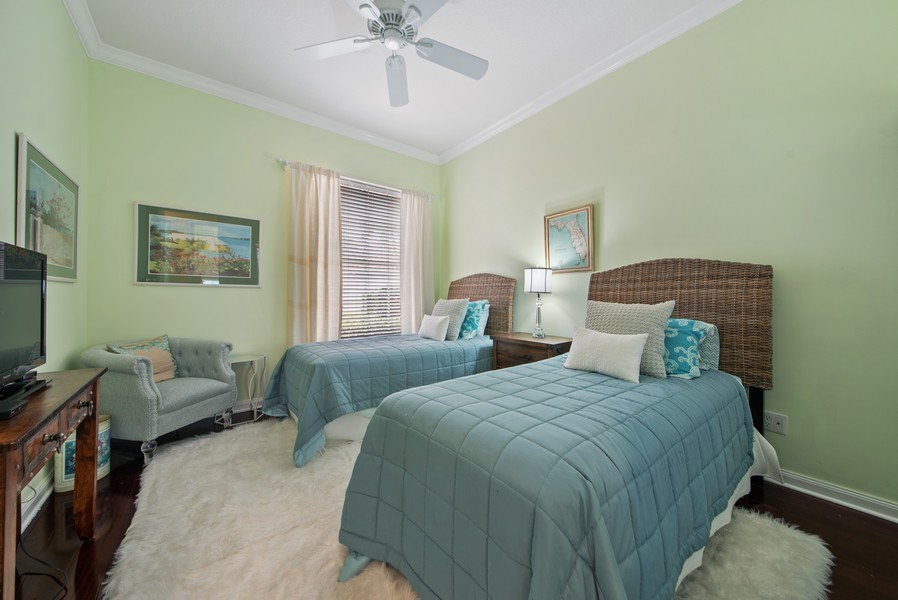 Real Estate Photography - 7586 Quida Drive, West Palm Beach, FL, 33411 - 3rd Bedroom
