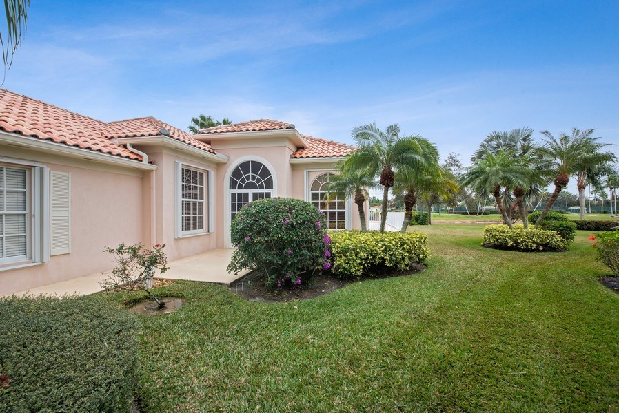 Real Estate Photography - 7586 Quida Drive, West Palm Beach, FL, 33411 - Entryway
