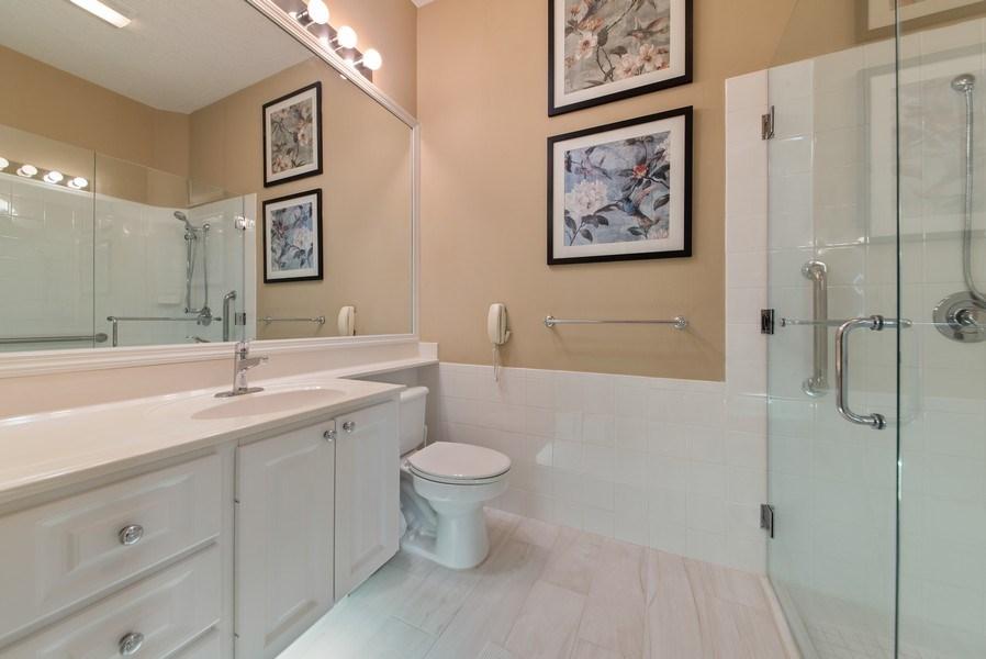 Real Estate Photography - 2683 Irma Lake Drive, West Palm Beach, FL, 33411 - Master Bathroom