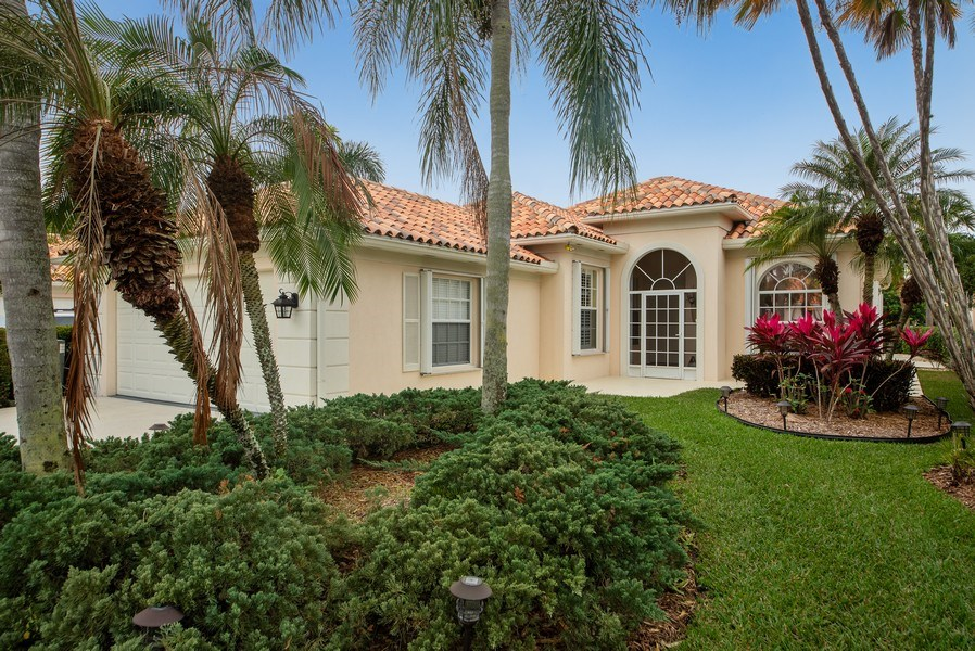 Real Estate Photography - 2683 Irma Lake Drive, West Palm Beach, FL, 33411 - Front View