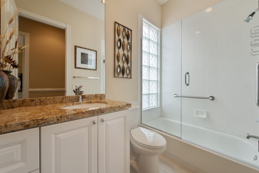 Real Estate Photography - 2683 Irma Lake Drive, West Palm Beach, FL, 33411 - Bathroom