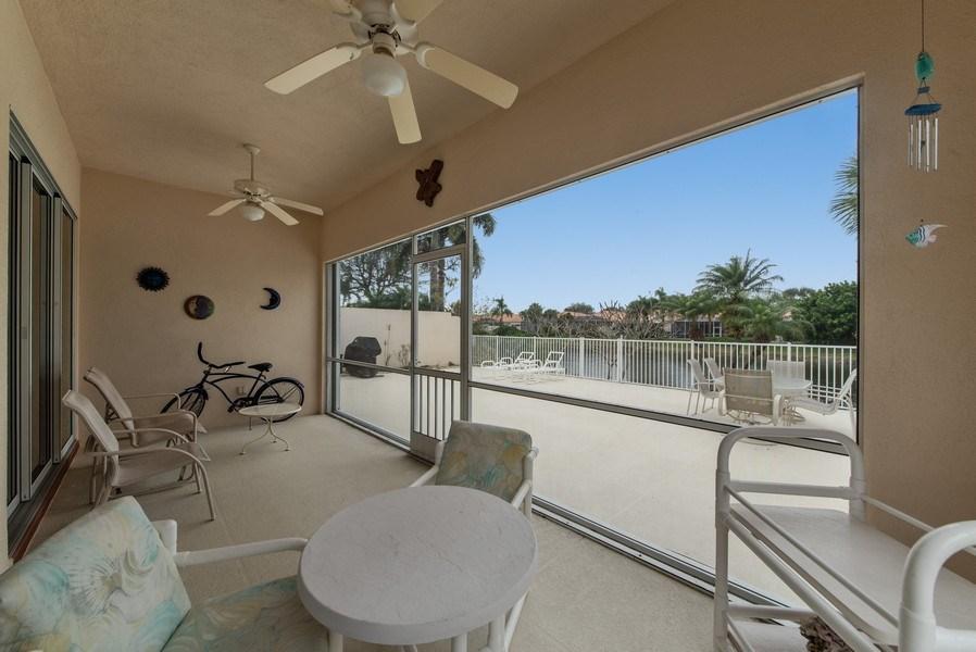 Real Estate Photography - 2683 Irma Lake Drive, West Palm Beach, FL, 33411 - Patio