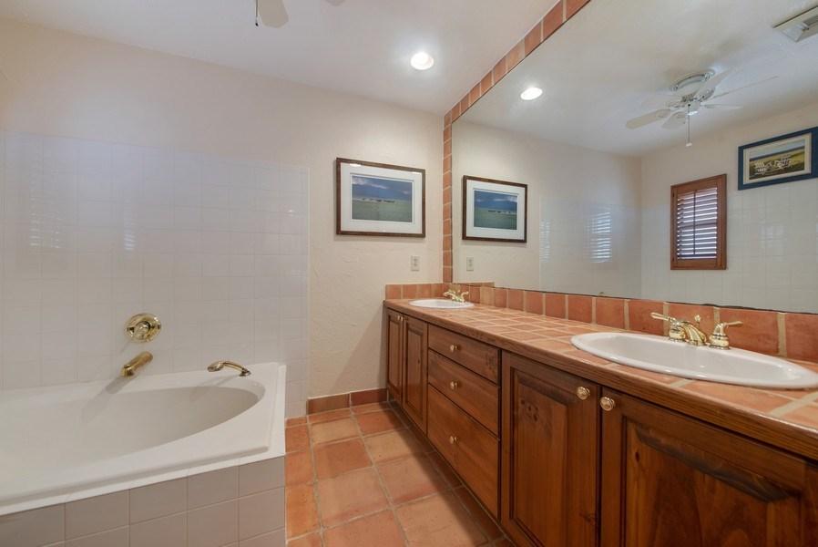Real Estate Photography - 281 Flamingo Drive, West Palm Beach, FL, 33401 - Master Bathroom