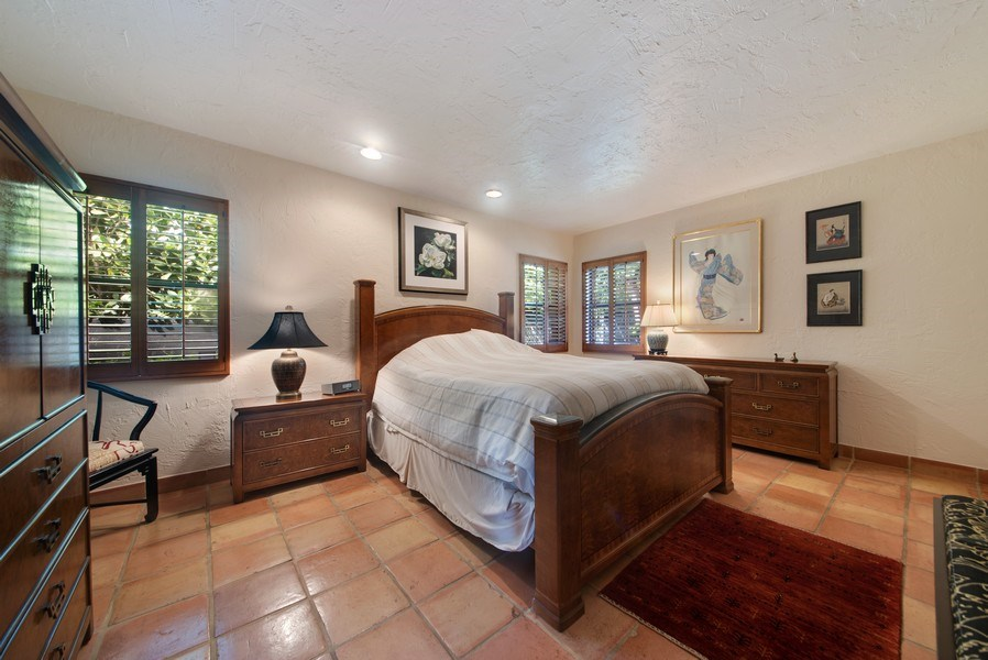 Real Estate Photography - 281 Flamingo Drive, West Palm Beach, FL, 33401 - Master Bedroom