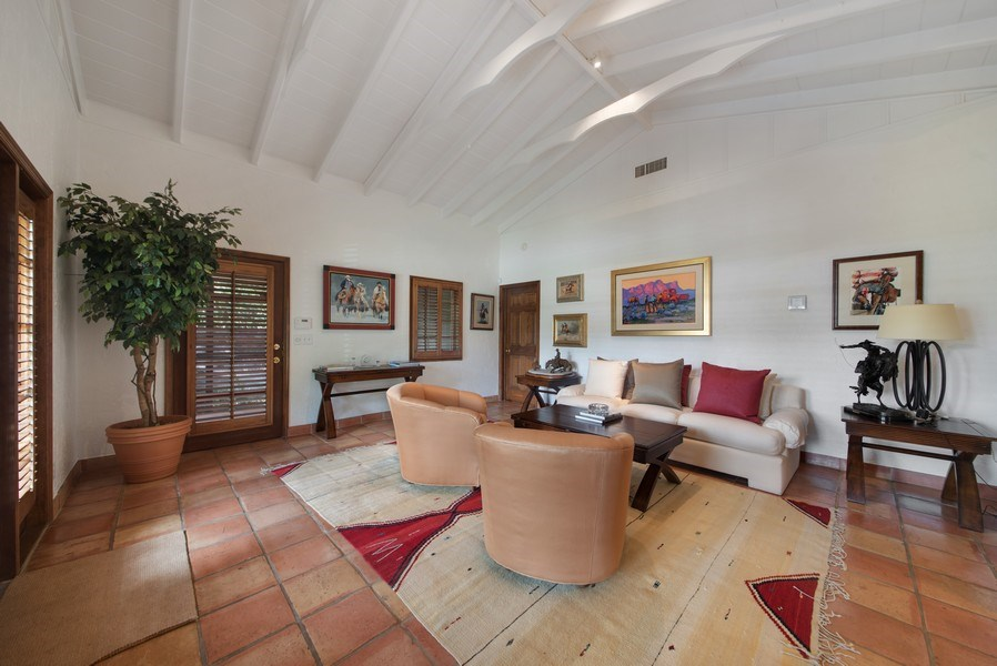 Real Estate Photography - 281 Flamingo Drive, West Palm Beach, FL, 33401 - Living Room