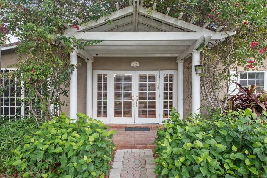 Real Estate Photography - 281 Flamingo Drive, West Palm Beach, FL, 33401 - Entrance