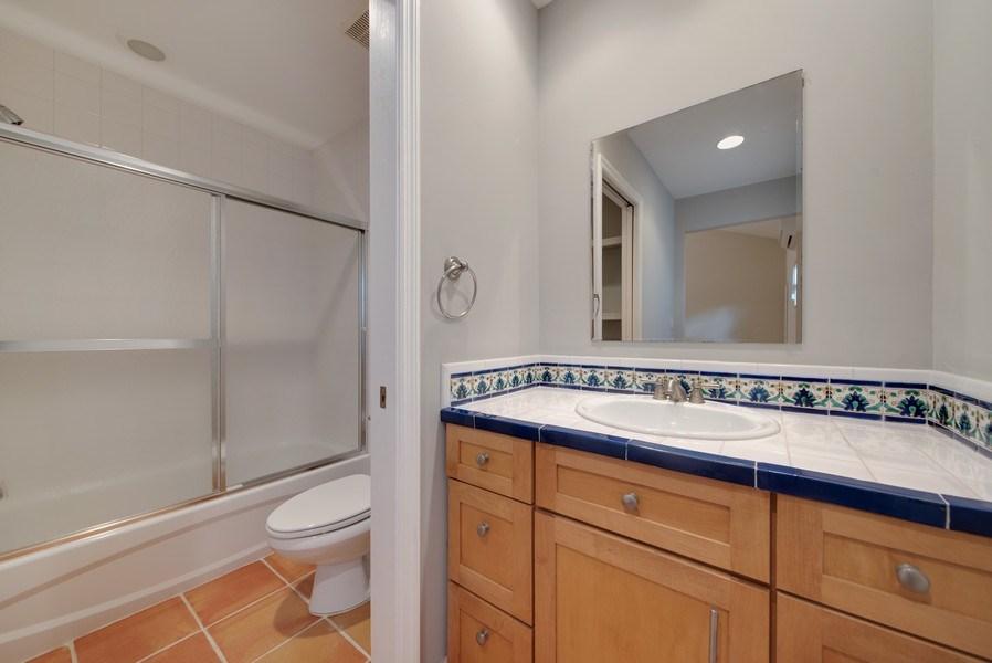 Real Estate Photography - 281 Flamingo Drive, West Palm Beach, FL, 33401 - Guest House Bathroom