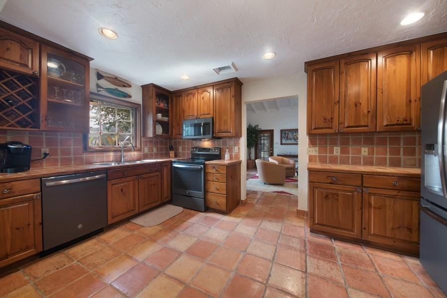 Real Estate Photography - 281 Flamingo Drive, West Palm Beach, FL, 33401 - Kitchen