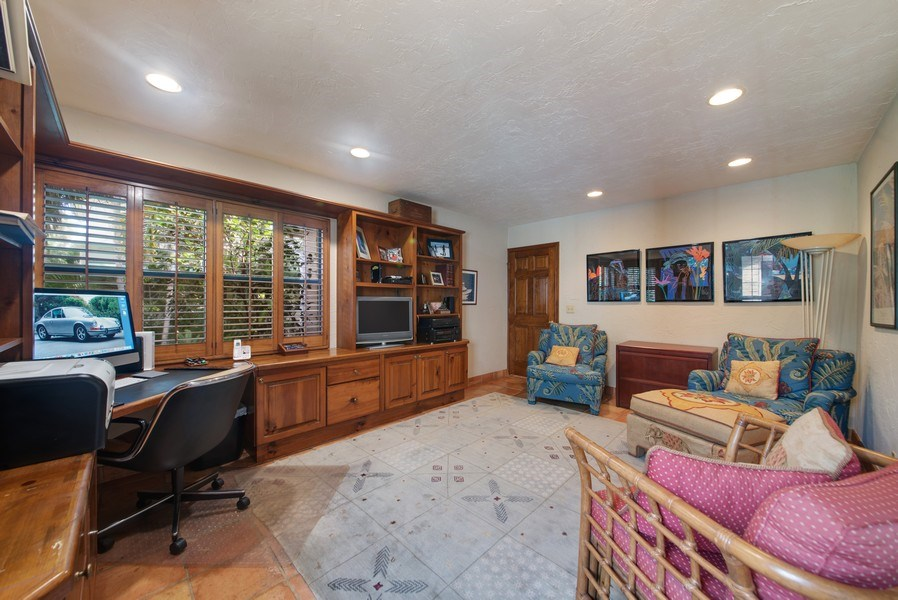 Real Estate Photography - 281 Flamingo Drive, West Palm Beach, FL, 33401 - Office