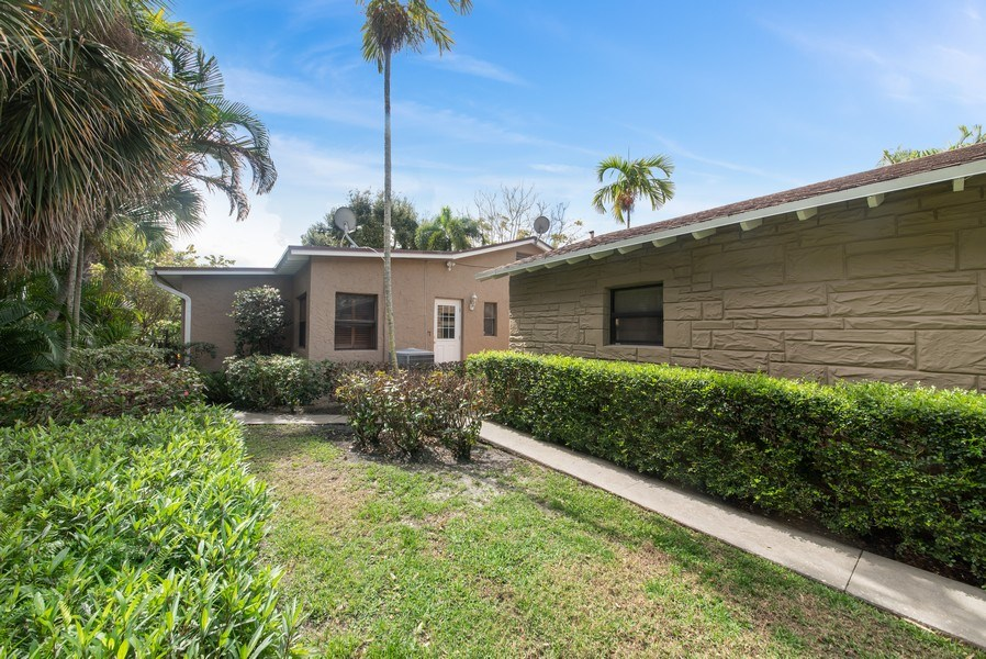 Real Estate Photography - 281 Flamingo Drive, West Palm Beach, FL, 33401 - Rear View