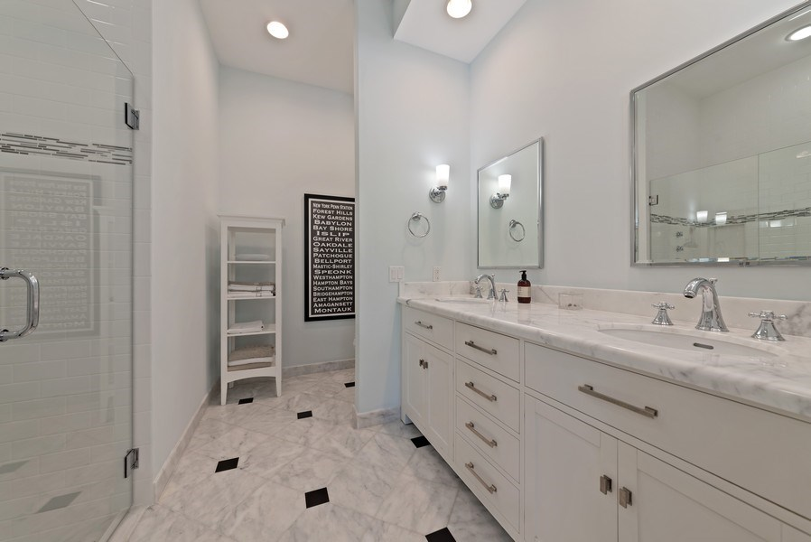 Real Estate Photography - 14523 Cypress Island Circle, Palm Beach Gardens, FL, 33410 - Master Bathroom