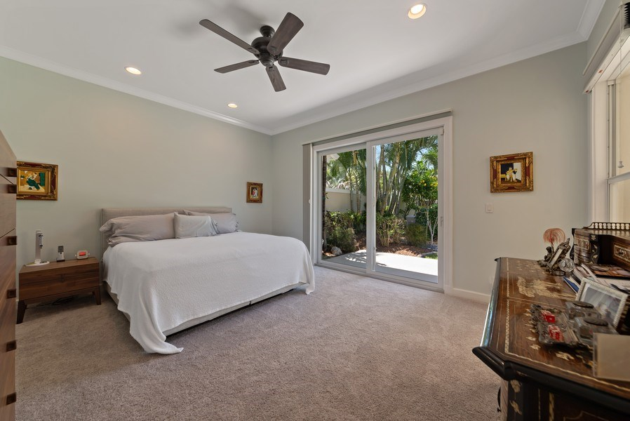 Real Estate Photography - 14523 Cypress Island Circle, Palm Beach Gardens, FL, 33410 - Master Bedroom