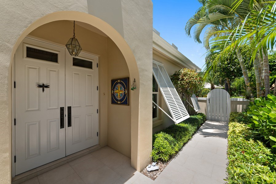 Real Estate Photography - 14523 Cypress Island Circle, Palm Beach Gardens, FL, 33410 - Entrance