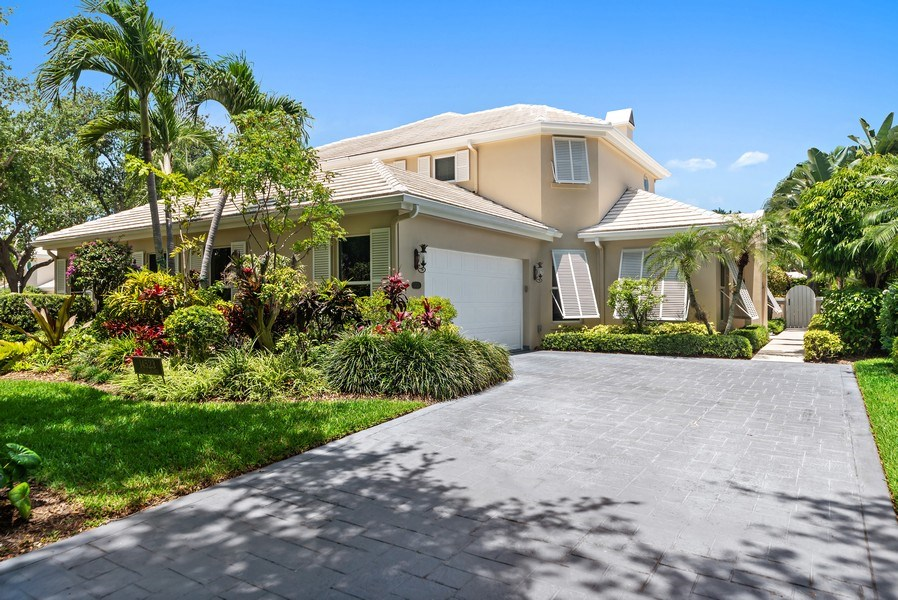 Real Estate Photography - 14523 Cypress Island Circle, Palm Beach Gardens, FL, 33410 - Front View