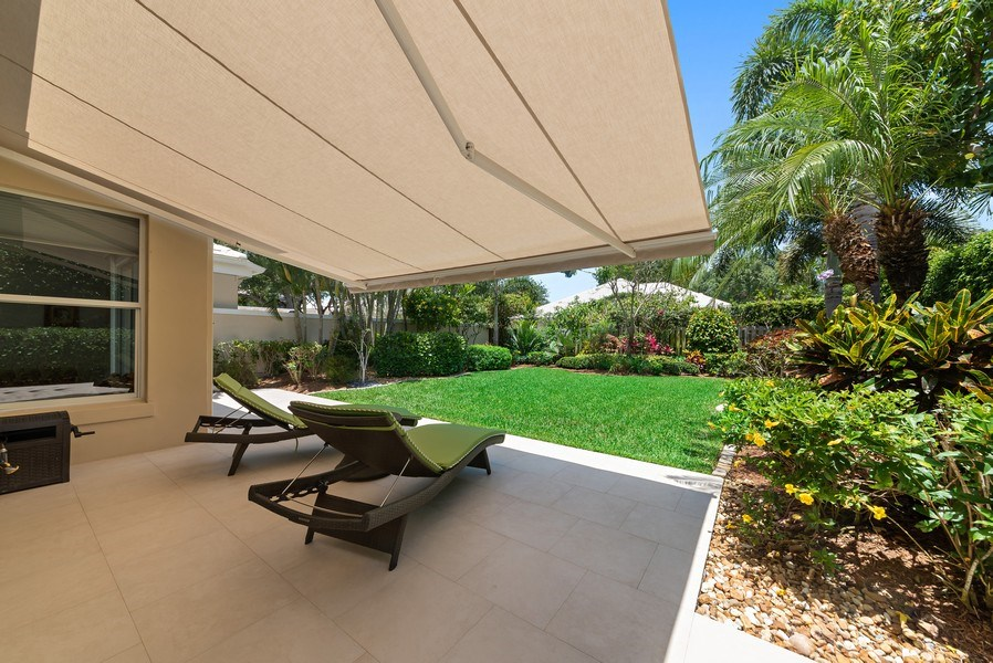 Real Estate Photography - 14523 Cypress Island Circle, Palm Beach Gardens, FL, 33410 - Patio