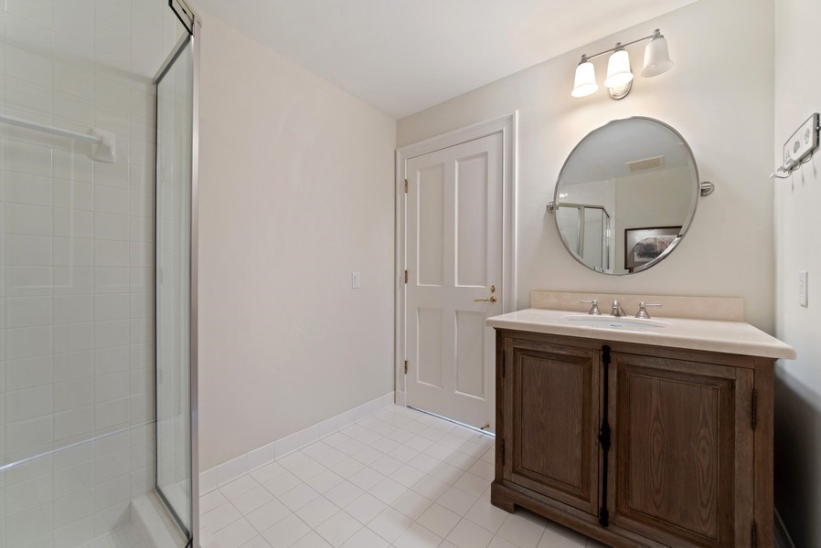 Real Estate Photography - 14523 Cypress Island Circle, Palm Beach Gardens, FL, 33410 - 2nd Bathroom