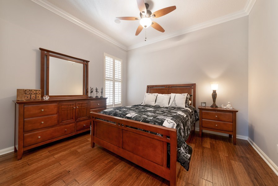 Real Estate Photography - 2834 Irma Lake Drive, West Palm Beach, FL, 33411 - 2nd Bedroom