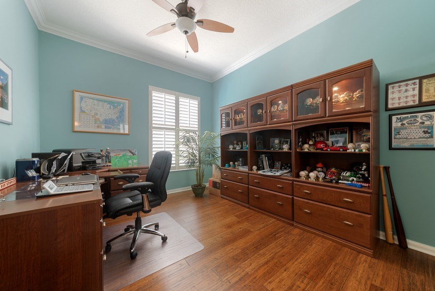 Real Estate Photography - 2834 Irma Lake Drive, West Palm Beach, FL, 33411 - 3rd Bedroom