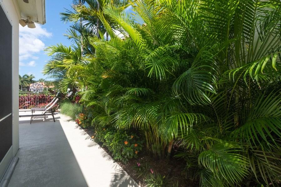 Real Estate Photography - 2834 Irma Lake Drive, West Palm Beach, FL, 33411 - Side Yard