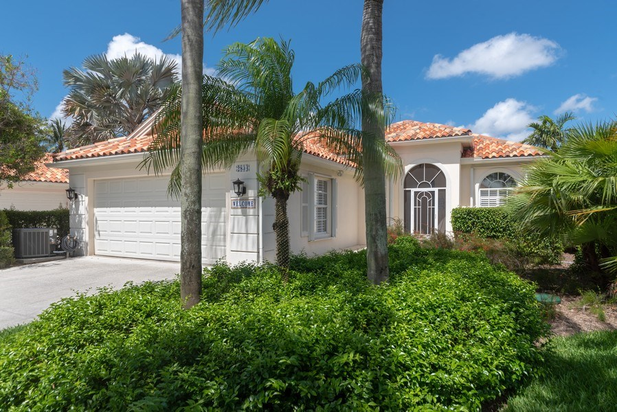 Real Estate Photography - 2834 Irma Lake Drive, West Palm Beach, FL, 33411 - Front View