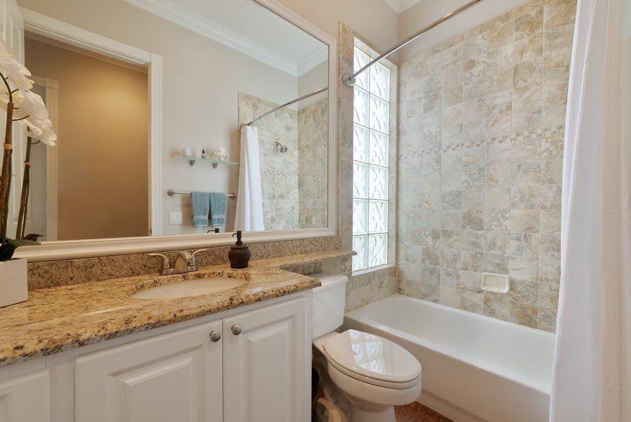 Real Estate Photography - 2834 Irma Lake Drive, West Palm Beach, FL, 33411 - Bathroom