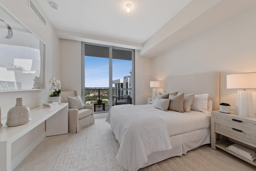 Real Estate Photography - 2102 Water Club Way, North Palm Beach, FL, 33408 - 3rd Bedroom