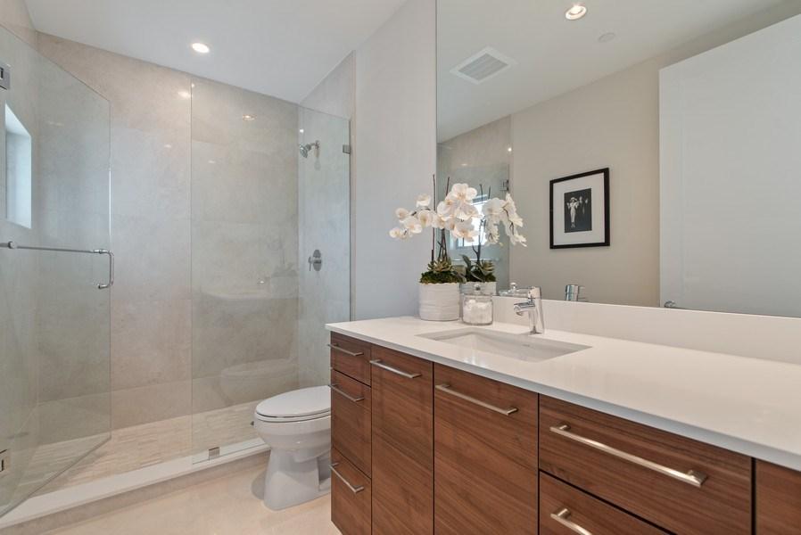 Real Estate Photography - 2102 Water Club Way, North Palm Beach, FL, 33408 - Bathroom