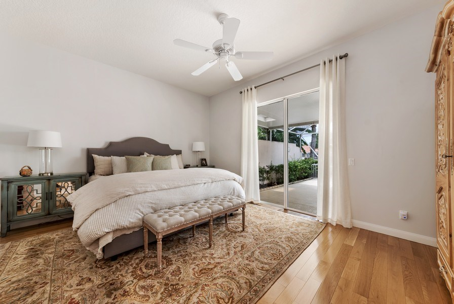 Real Estate Photography - 2733 Kittbuck Way, 403, West Palm Beach, FL, 33411 - Master Bedroom