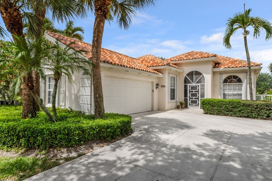 Real Estate Photography - 2733 Kittbuck Way, 403, West Palm Beach, FL, 33411 - Front View