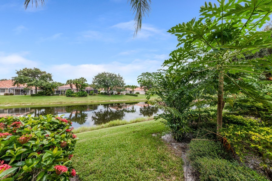 Real Estate Photography - 2733 Kittbuck Way, 403, West Palm Beach, FL, 33411 - Lake View
