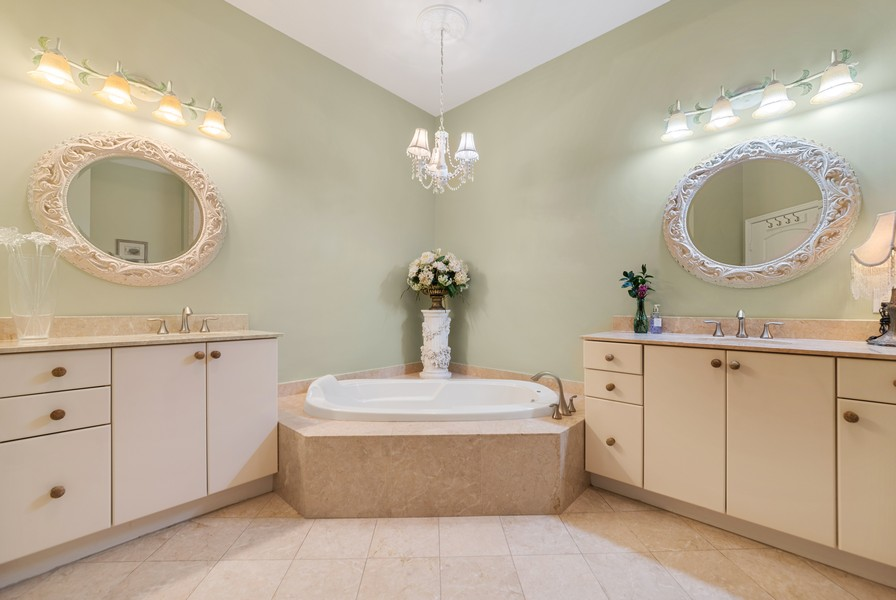 Real Estate Photography - 701 S. Olive Ave,, #314, West Palm Beach, FL, 33401 - Master Bathroom