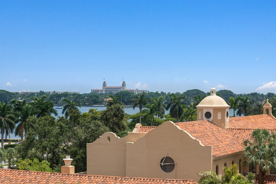 Real Estate Photography - 701 S. Olive Ave,, #314, West Palm Beach, FL, 33401 - Intracoastal View