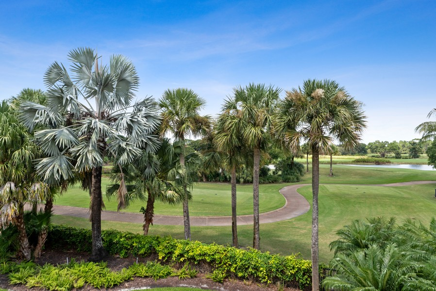 Real Estate Photography - 1314 Breakers West Blvd, West Palm Beach, FL, 33411 - View