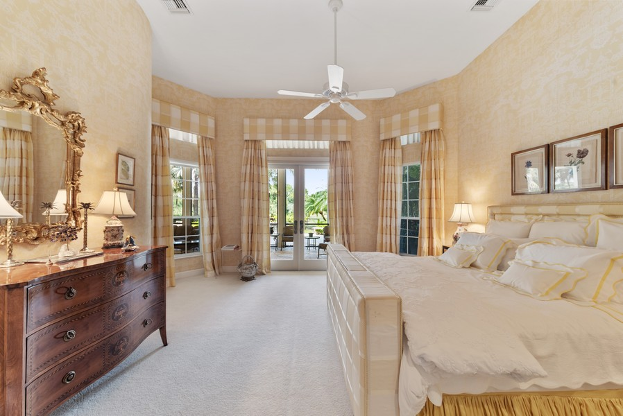 Real Estate Photography - 1314 Breakers West Blvd, West Palm Beach, FL, 33411 - 2nd Bedroom