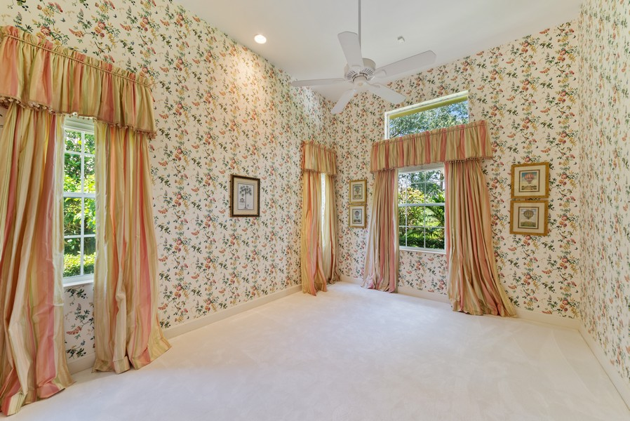 Real Estate Photography - 1314 Breakers West Blvd, West Palm Beach, FL, 33411 - 3rd Bedroom