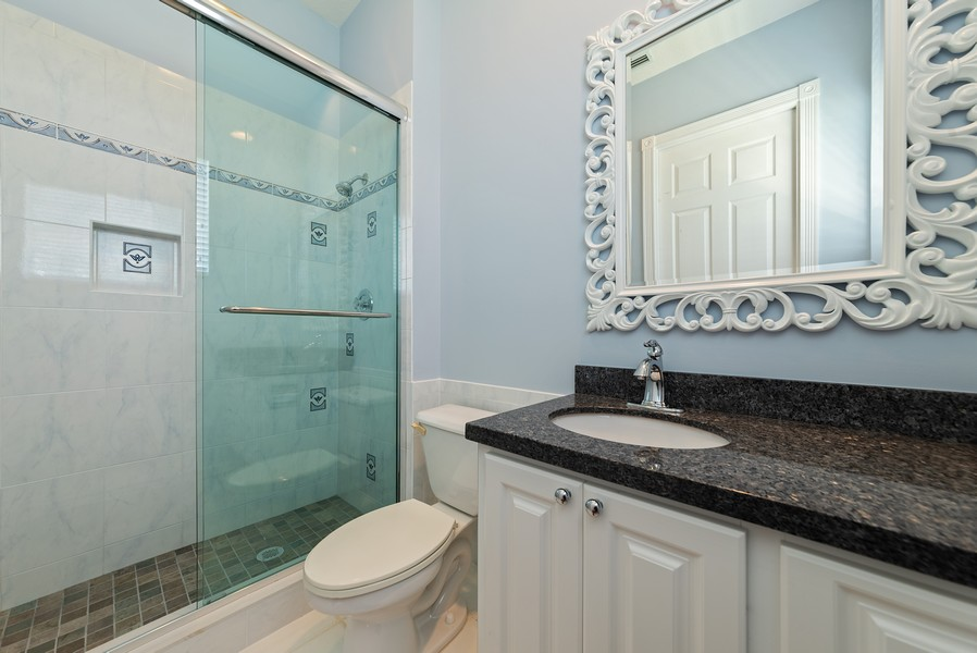 Real Estate Photography - 7210 Crystal Lake Drive, West Palm Beach, FL, 33411 - Bathroom