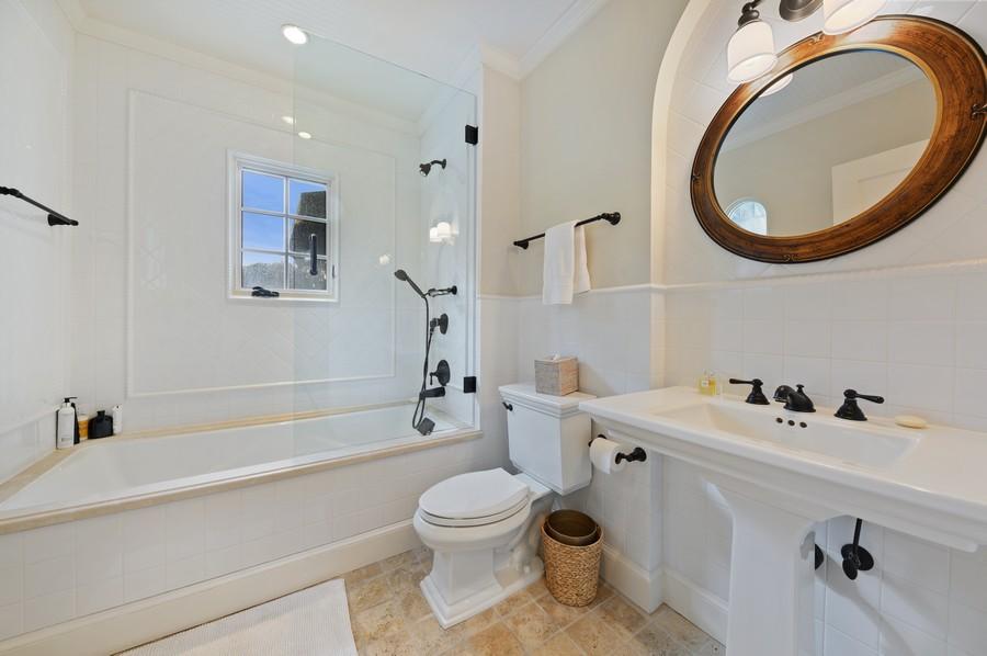 Real Estate Photography - 2415 Aravale Road, West Palm Beach, FL, 33401 - Master Bathroom